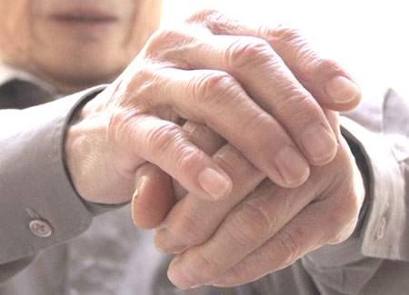 Thoái hóa khớp bàn tay