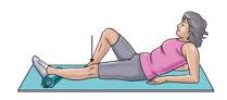 Bài tập phục hồi chức năng sau mổ rách sụn chêm khớp gối