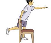 Bài tập phục hồi chức năng sau mổ tái tạo dây chằng chéo sau khớp gối
