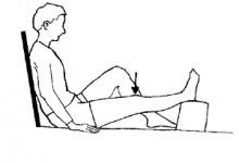Tập phục hồi chức năng sau mổ thay khớp gối